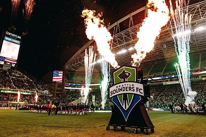 2016 MLS Cup Playoffs: Sounders FC vs FC Dallas | Seattle Sounders FC Pre-Game Festive