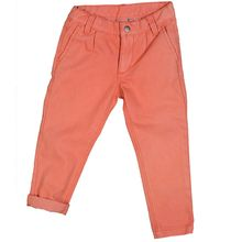 EBBE Locos chinos with pockets on front and back, pushbutton and adjustable waist.