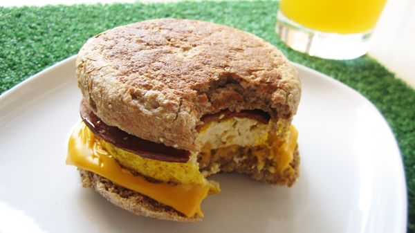 Vegan Egg McMuffins - This is a great vegan blog, I highly encourage everyone to check it out!!