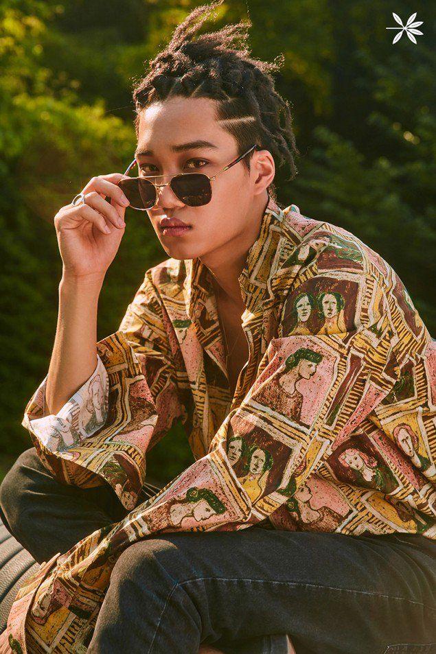 Kai gets tropical for 'Ko Ko Bop' image teaser | allkpop.com