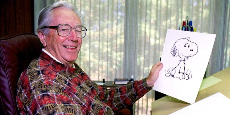 The Meaning Of Happiness From The Mind Of Charles Schulz #charliebrown #inspire #happiness