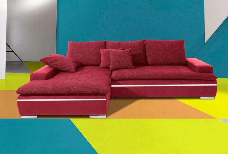 17 Best ideas about Sofa Rot on Pinterest  Rotes sofa