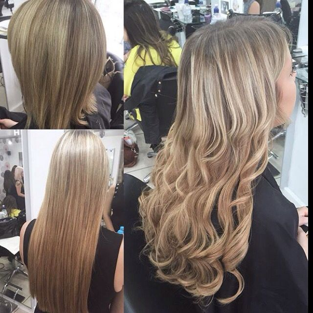 44 Best Kapello Tape Hair Extensions Taunton Somerset Images On