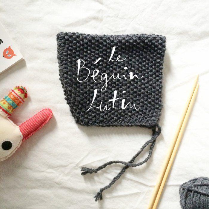 Tuto tricot: un beguin DIY
