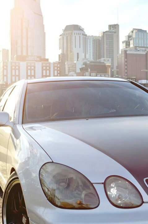 GS300 in Downtown Nashville