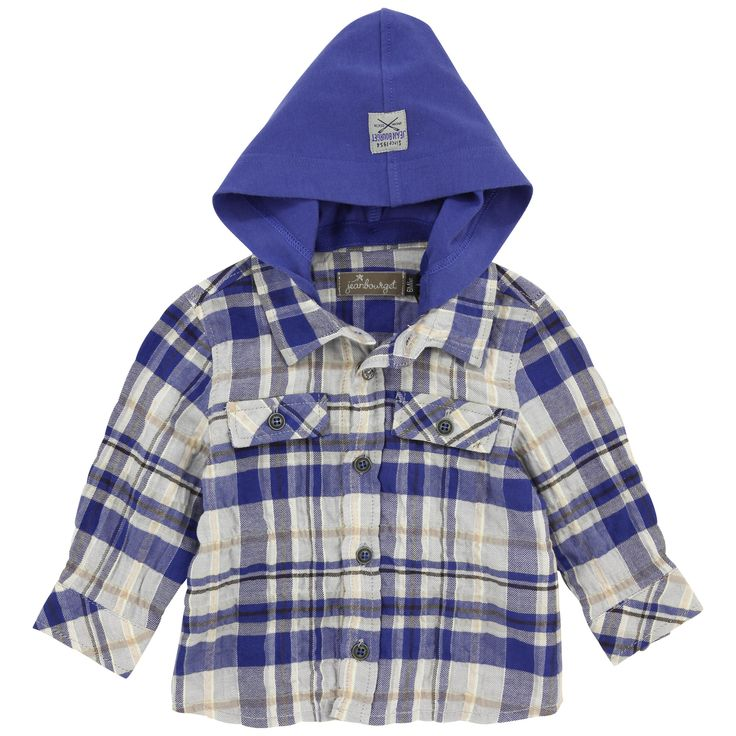 Jean Bourget Tiny Boy shirt (Casual)
