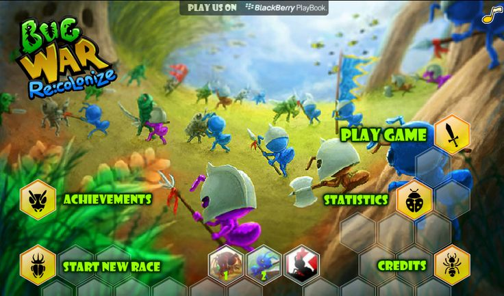Bug War Recolonize – Free To Play Browser Game  http://htl.li/zEWp30arq8a