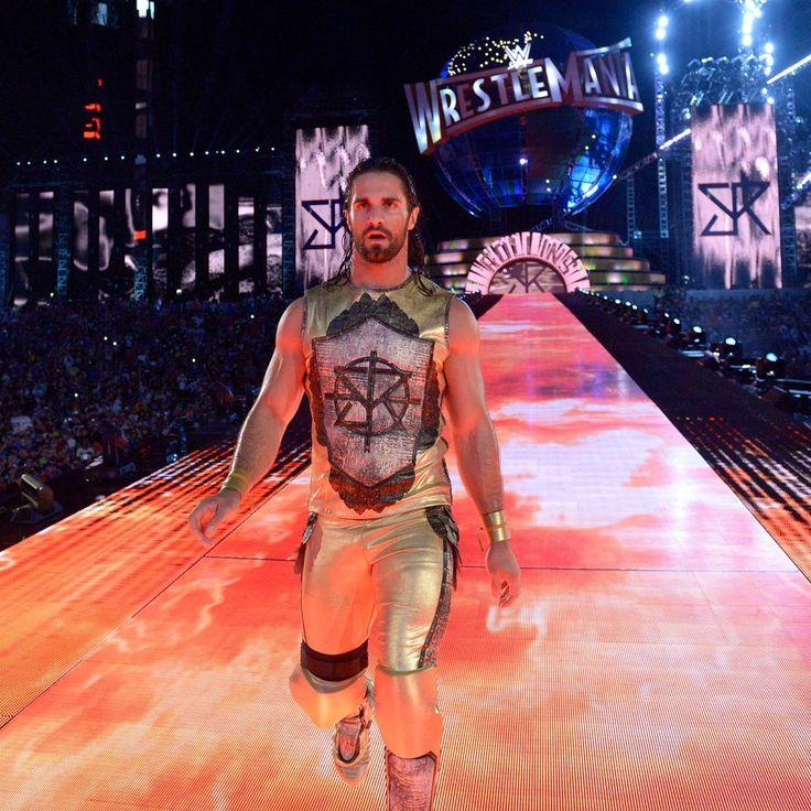 WrestleMania 33's coolest entrances