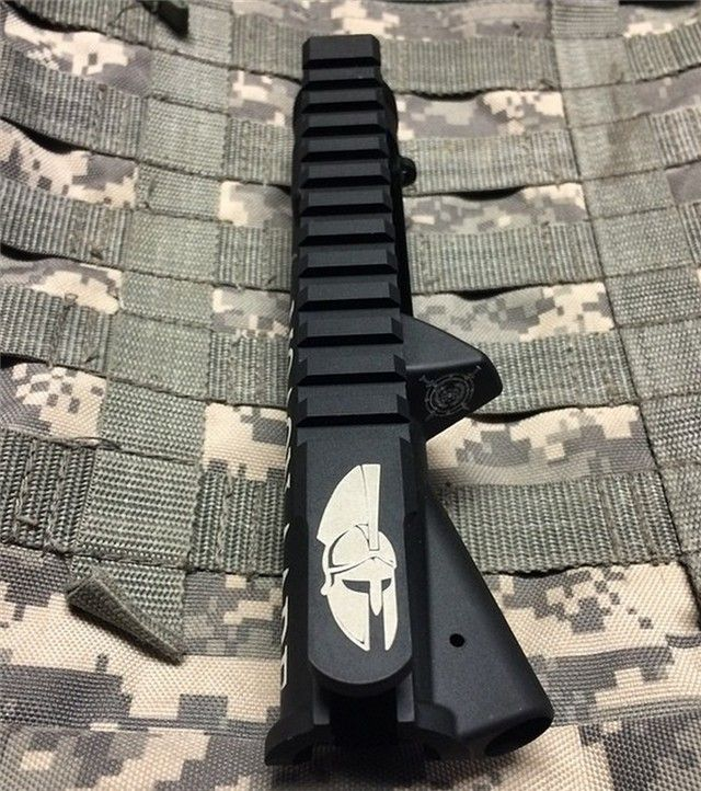 how to build a stripped ar 15 upper
