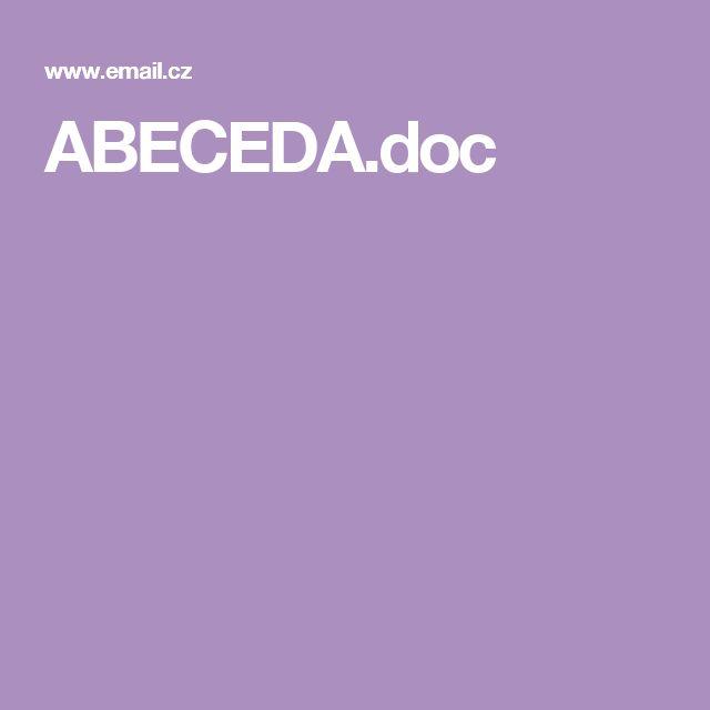 ABECEDA.doc