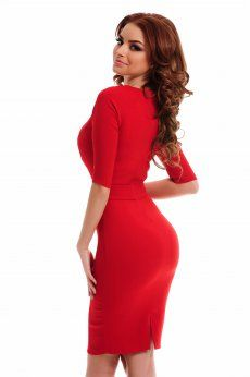 Rochie Artista Eternal Thrill Red
