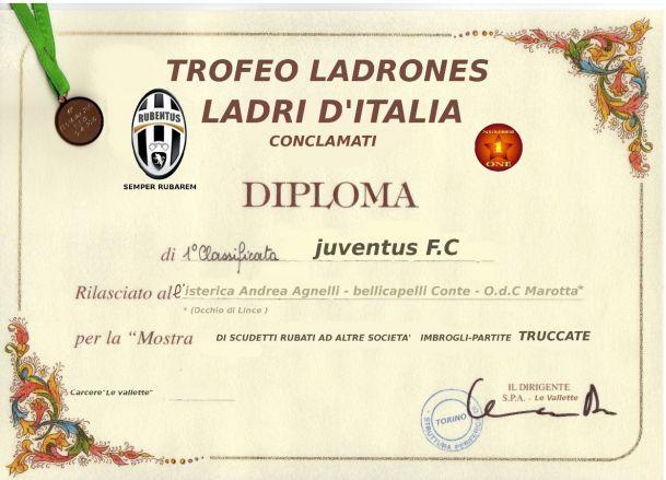 odio la juve   ladrones (odio la juve) - Anti Juve - Foto dell' AC Milan