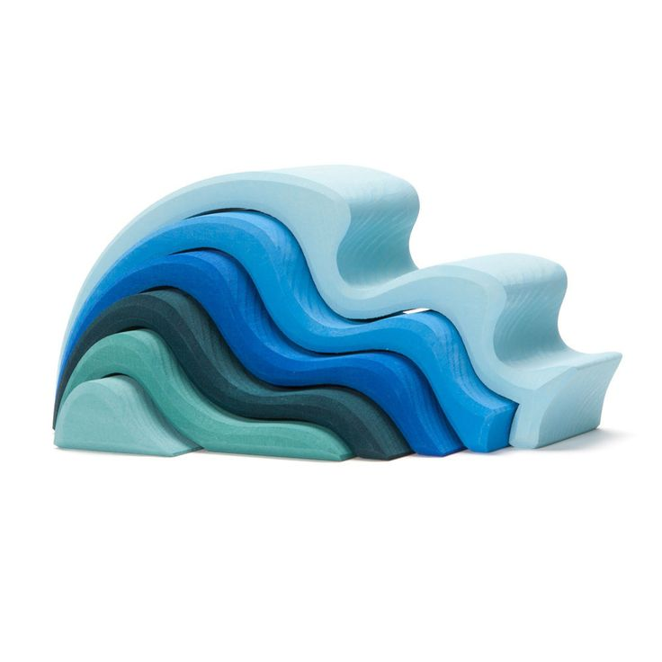 wave tunnel set: