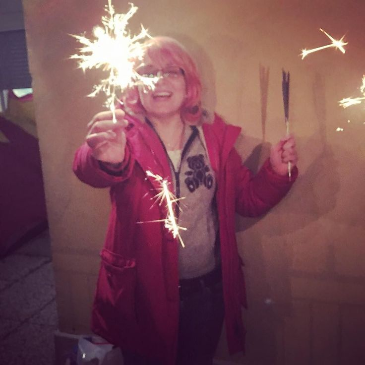 Happy new year #pinkpower #fb