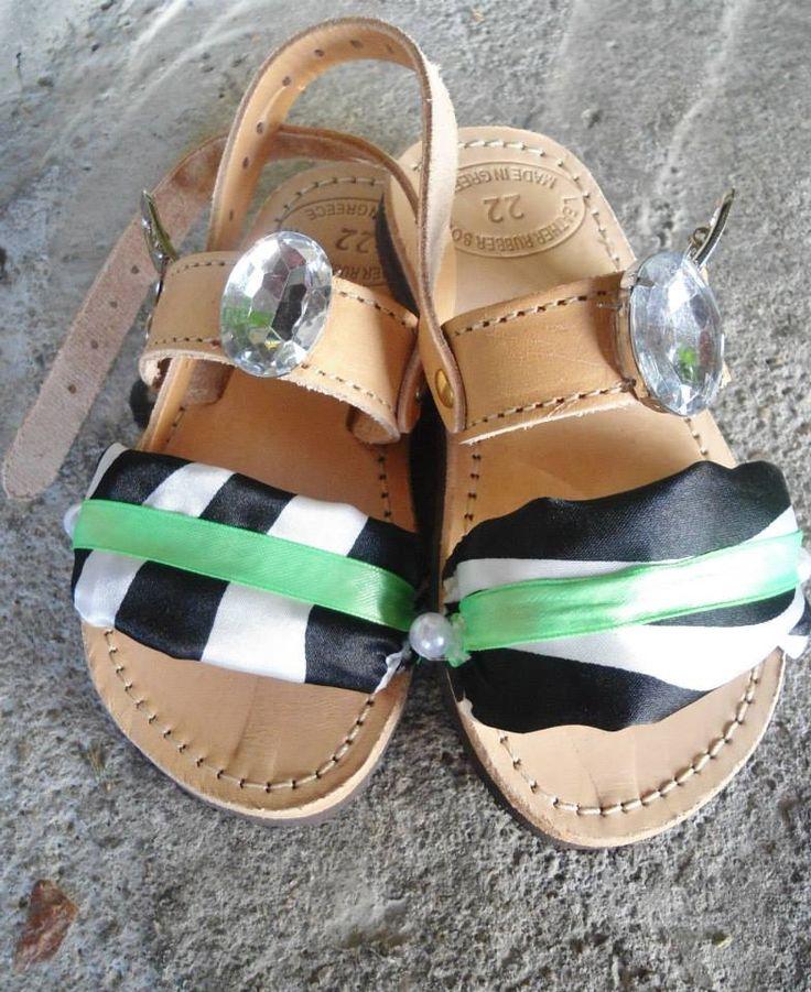 handmade anomal print baby sandals with strass #summer #sandals #zebra #handmade #babygirls #greeksandals #satin #σανδαλια #παιδικα #χειροποιητα