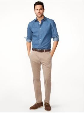 modern business casual for men - Google Search