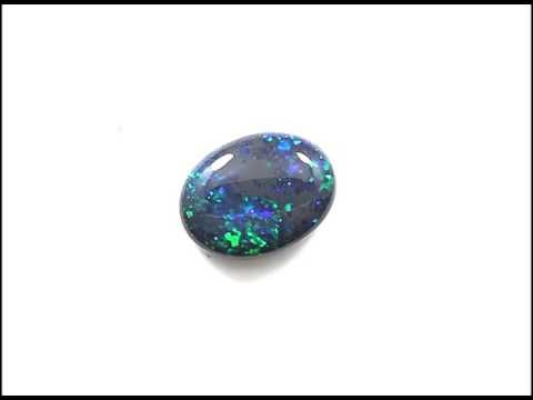black opal unset - YouTube