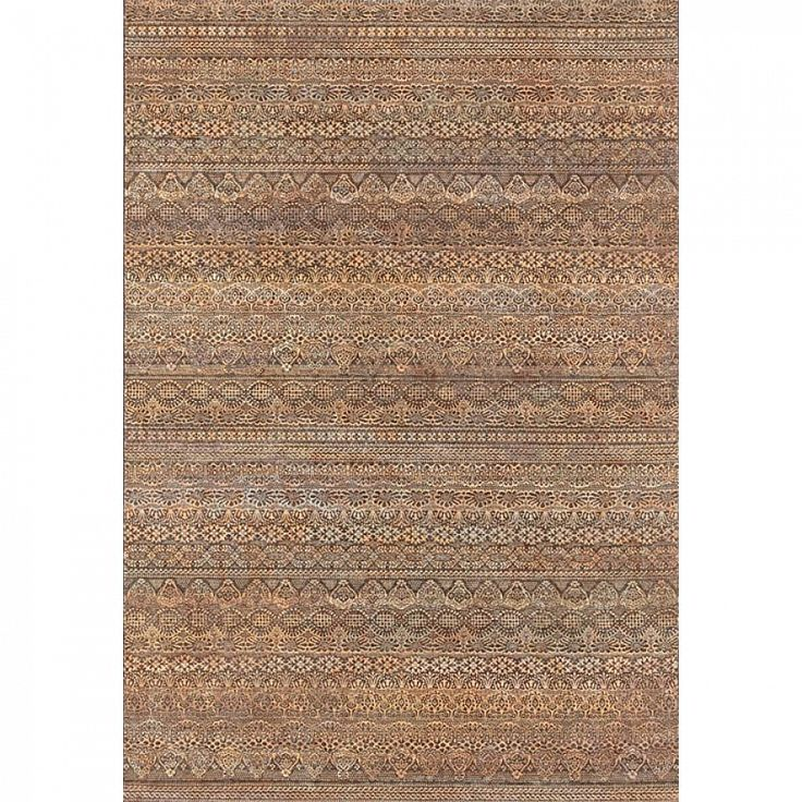 Contemporary hand tufted rug Laguna VIII by Sitap