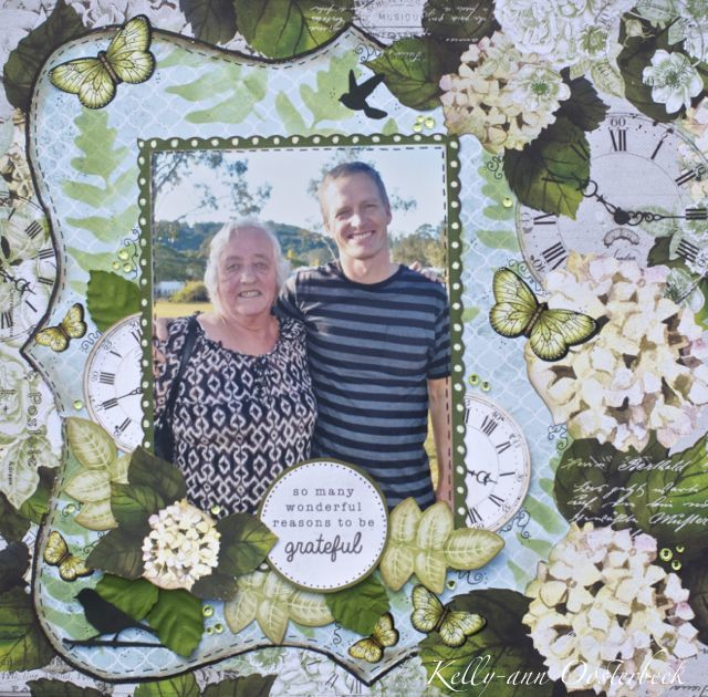 A layout by Kelly-ann Oosterbeek made using the Provincial Collection by…