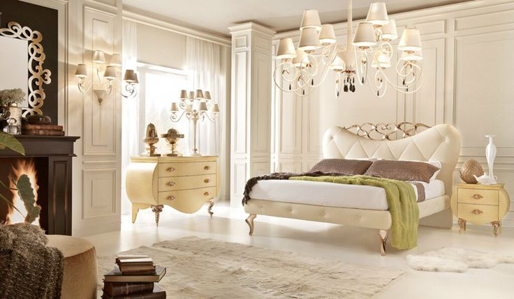 Luxusná spálňová zostava BOVA - www.studio-it.sk
