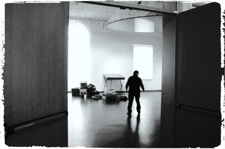 the Master at San Gaetano cultural centre (padua, Italy)