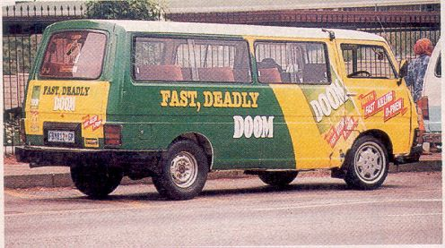 Taxi humour - only South Africans will understand