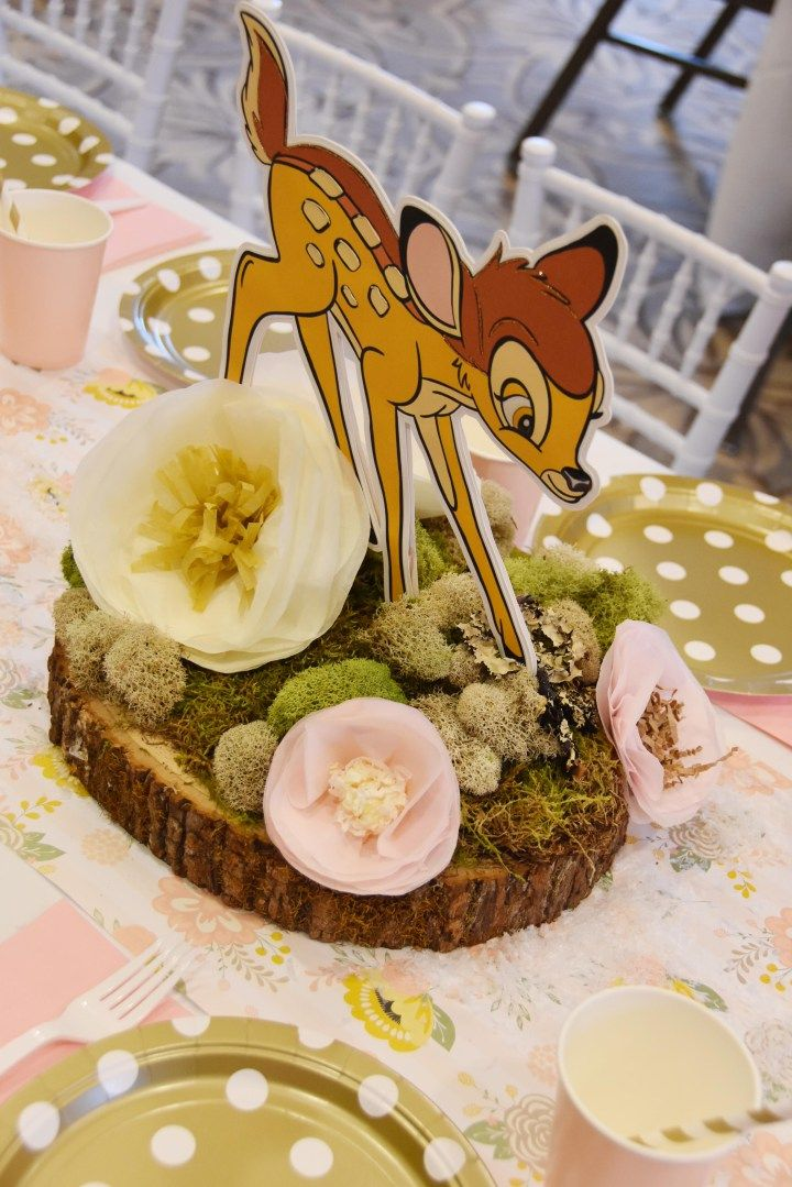 117 best bambi party images on pinterest