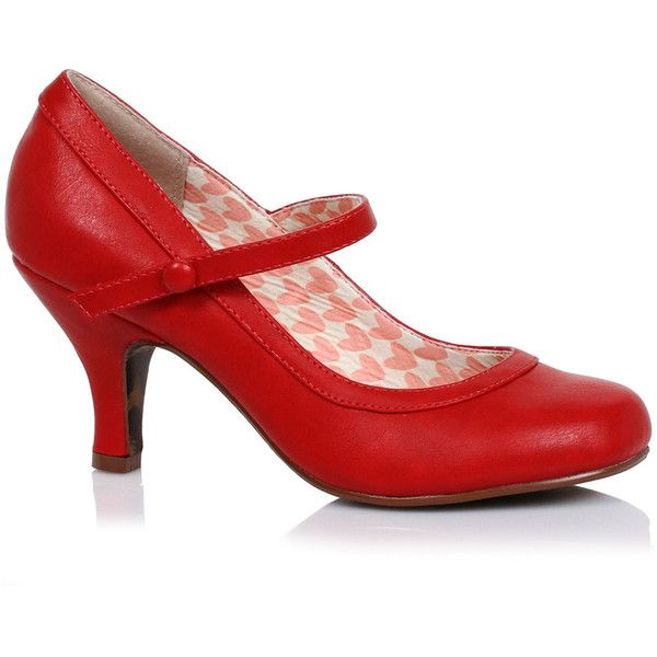 1000  ideas about Red Mary Jane Shoes on Pinterest | Vintage shoes