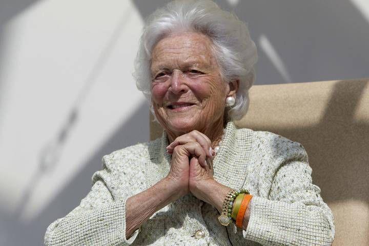 Barbara Bush, die gesundheitliche Probleme hat, wird keine zusätzliche medizinische Behandlun…