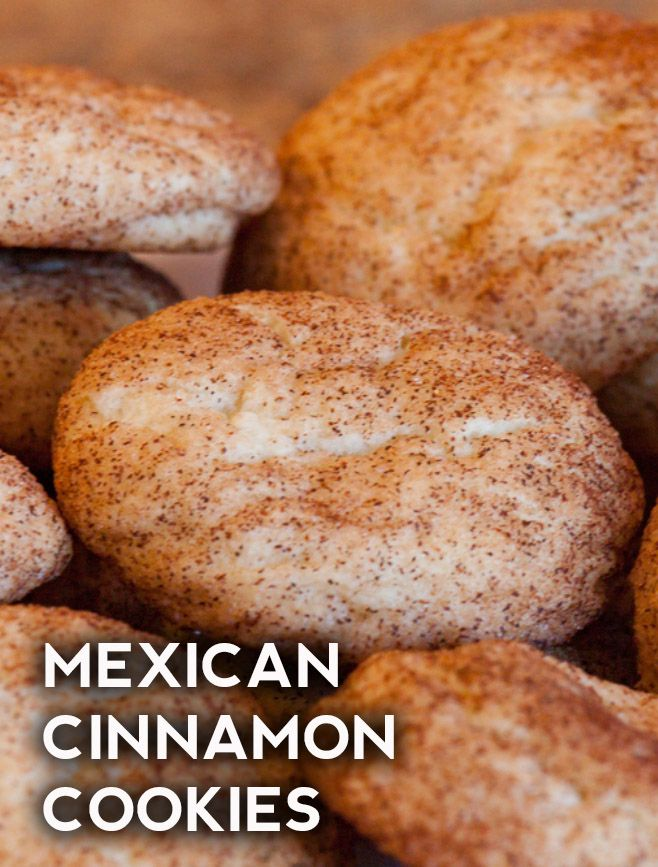 Authentic mexican christmas cookie recipes