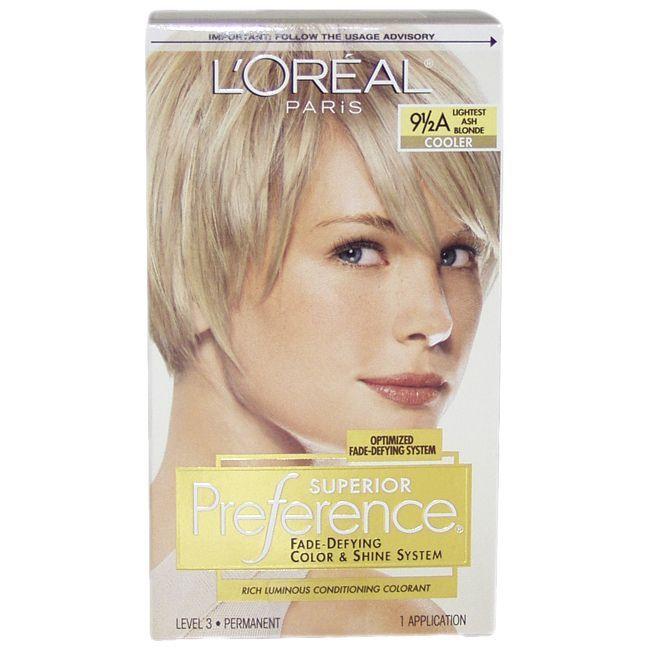 LOréal Superior Preference Champagne Blonde Hair Dye