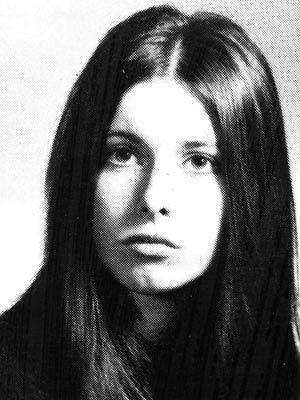 Chrissie Hynde (born Christine Ellen Hynde in Akron, Ohio 1951)