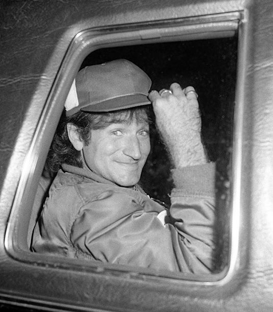 Robin Williams' Life in Photos