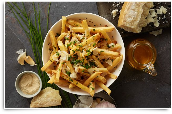 #Modifry your fries with our Cheese & Chive Superfries recipe. Visit McCain.ca to discover more #McCainFoods