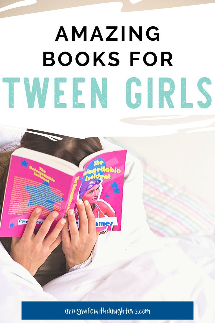 7 amazing books for tween girls to read this summer in