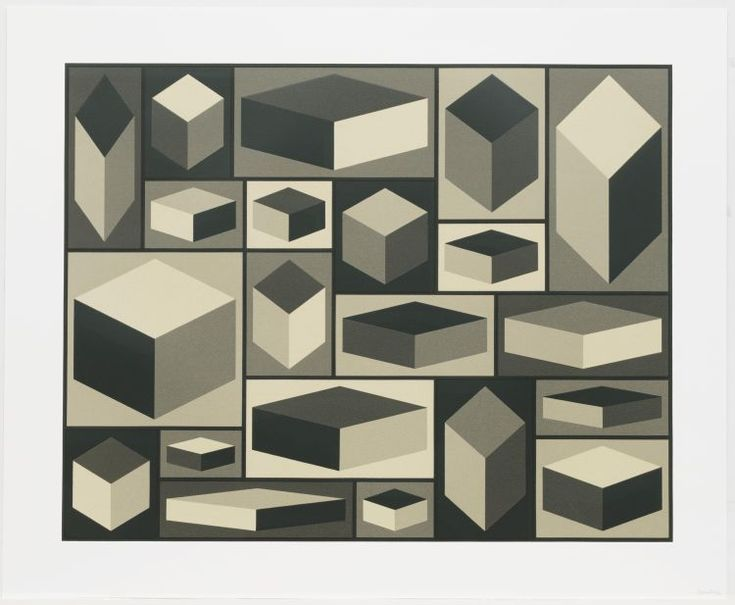 246 best sol lewitt images on pinterest for Minimal art sol lewitt
