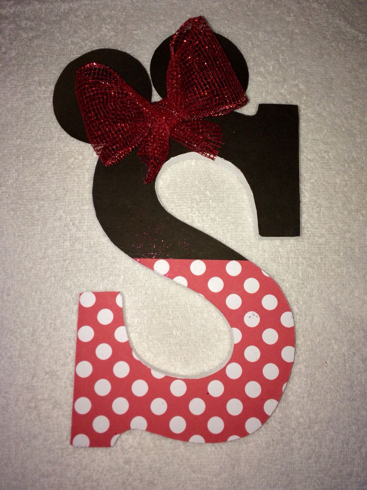 Custom wall hanging wood letters specially designed to match your child's room or nursery! Minnie Mouse https://www.etsy.com/listing/223581185/custom-wooden-letters-hanging-minnie?ref=shop_home_active_10