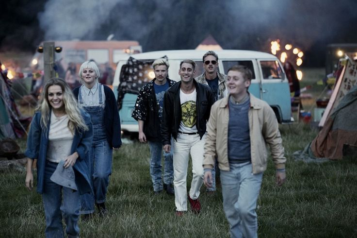 This is England '90, something my target audience may watch