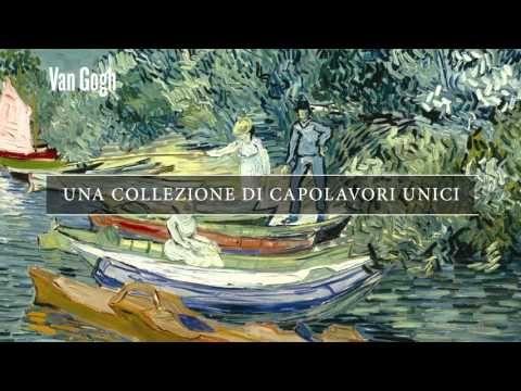 Dagli Impressionisti a Picasso I capolavori del Detroit Institute of Arts - YouTube