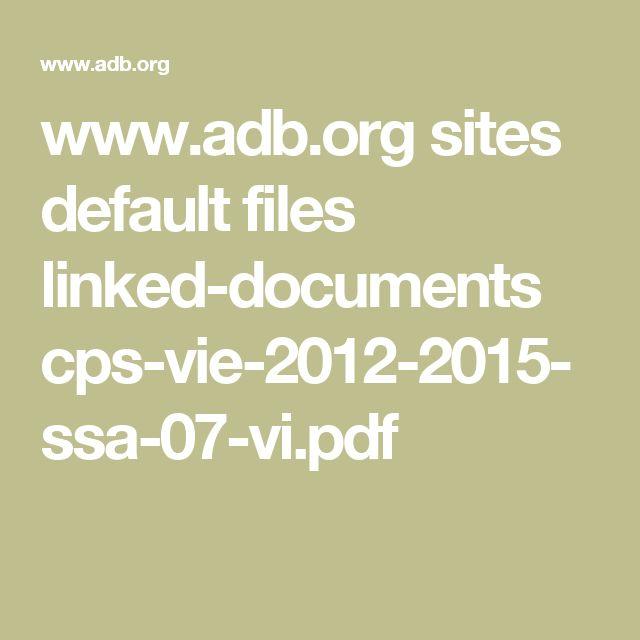www.adb.org sites default files linked-documents cps-vie-2012-2015-ssa-07-vi.pdf