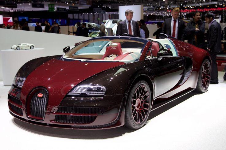 2015 Bugatti Veyron La Finale  (Geneva International Motor Show 2015) #Geneva_2015 #Bugatti #Bugatti_Veyron