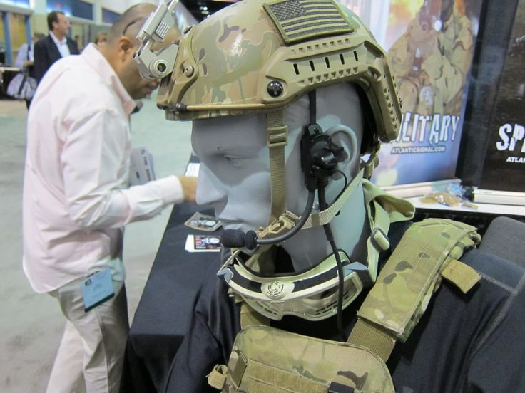 Army Special Forces: FAST Helmet Demo Video, and Contour HD Tactical