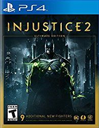 Injustice 2 is an upcoming fighting video game being developed by NetherRealm Studios and published by Warner Bros. Interactive Entertainment. It is the sequel to 2013's Injustice: Gods Among Us . Initial release date: May 16, 2017 Developer: NetherRealm Studios Publisher: Warner Bros. Interactive Entertainment Director: Ed Boon Genre: Fighting game Platforms: PlayStation 4