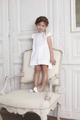 Browse flower girl dresses, page boy outfits and wedding clothes for children (BridesMagazine.co.uk)    Look at this little diva! Such a cutie!
