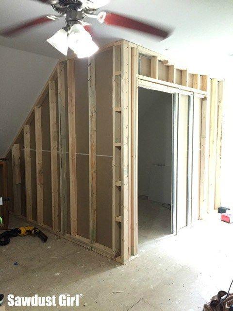 Diy Wood Bathroom Shelves