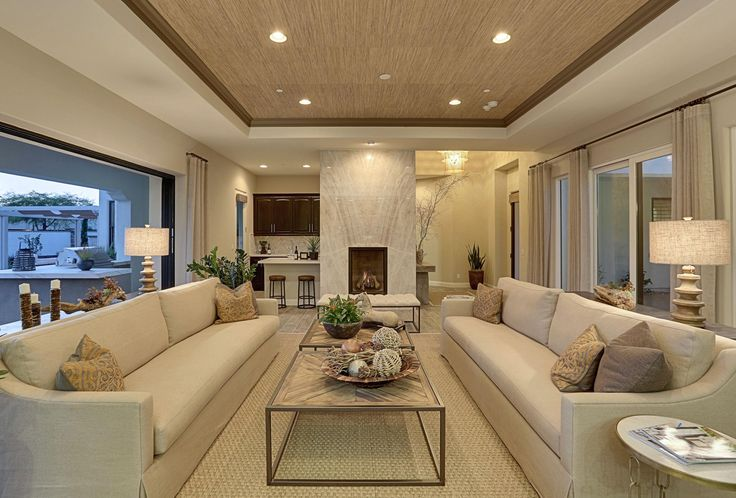 Enjoy a nice night in, at the Escala, Calidda Spanish Colonial home by Toll Brothers.