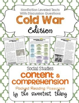 22 best cold war teaching resources images on pinterest learning resources teaching. Black Bedroom Furniture Sets. Home Design Ideas