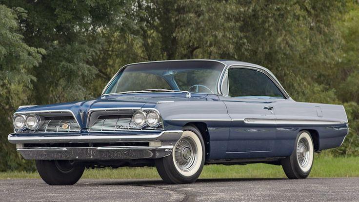1961 Pontiac Ventura S102 Dallas 2018 Pontiac