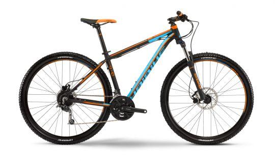 #Bicicleta #MTB #Hardtail #Haibike Big Curve 9.40  Echipată cu #schimbator spate #Shimano #Deore RD-M592, bicicleta va trece peste obstacole fără ca schimbătorul să bată în cadru, grație tehnologie #Shadow. Restul #transmisiei 3x9 este formată din #componente Shimano Altus 370......Detalii pe site