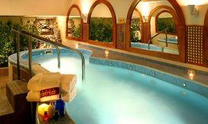Groupon - Buenos Aires: desde $ 699 por 1, 2, 3 o noches para dos + desayuno buffet + acceso a spa en Castelar Hotel & Spa en Castelar Hotel & Spa. Precio de la oferta Groupon: $699